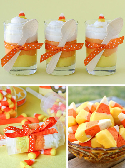 Candy Corn & Dog Themed Halloween Recipes | Living Locurto ... | Food Life Story | Scoop.it