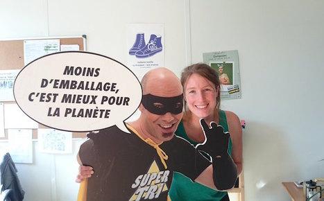 """Nouveau portrait d'éco-conseillère en ligne sur notre site : Hélène BLANQUART, Chargée de projet """"ZDZG""""   Le fil vert d'ECO-Conseil   Scoop.it"""
