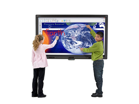 SMART anuncia la pantalla plana interactiva para entornos educativos | IT y Gadgets | Scoop.it
