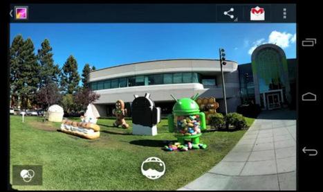 Geoinformación: Google anuncia Android 4.2 con la gran novedad de las fotografías esféricas | #GoogleMaps | Scoop.it