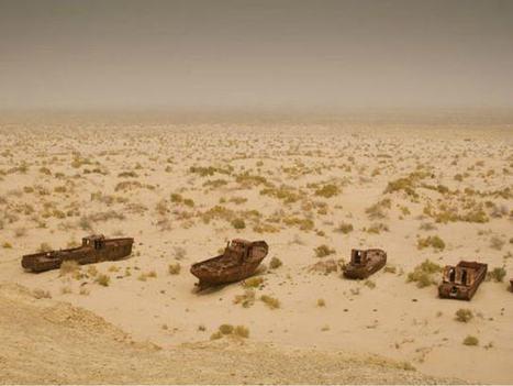 Noticias de ecologia y medio ambiente » El Mar de Aral desaparece, el cuarto lago más grande del mundo ha llegado a su fin | Geografía en el Liceo | Scoop.it