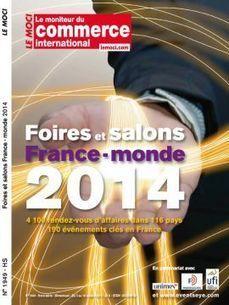 Foires et salons France-monde 2014 - LeMoci.com | Communication événementielle Festivals | Scoop.it