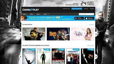Canal + se prépare à l'arrivée de Netflix - Le Figaro | Communication | Scoop.it