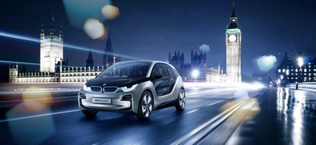 BMW i3 Electric Car Already Has 100,000 Test Drive Reservations | Electric Cars | Scoop.it