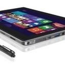Toshiba announces WT310 Tablet with Windows 8 Pro | Techclap | Scoop.it