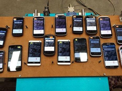Crowdsourced Seismology | Geology | Scoop.it