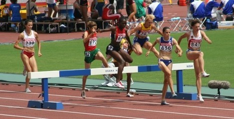 Eating Disorders in Female Athletes Assessed | Eating disorders and body image | Scoop.it
