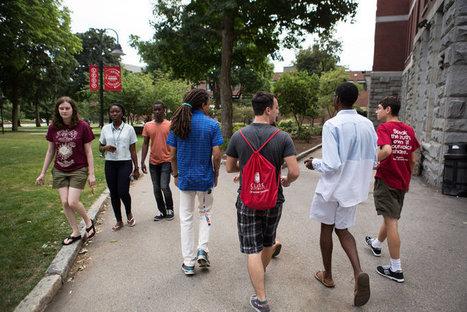 Campuses Cautiously Train Freshmen Against Subtle Insults | digital citizenship | Scoop.it