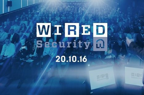 Meet the speakers at this year's first WIRED Security event | F-Secure in the News | Scoop.it