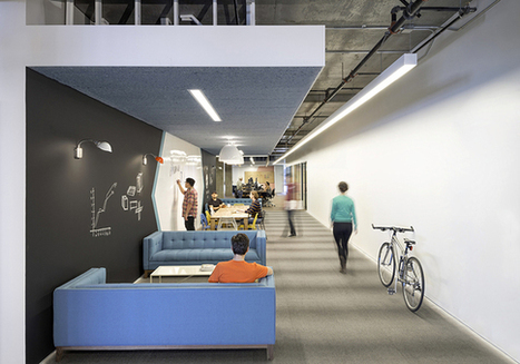 Can Office Environment Boost #Creativity? | Creativity and Learning Insights | Scoop.it