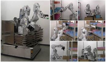 Vidéo : Hitachi présente un robot magasinier à deux bras | Une nouvelle civilisation de Robots | Scoop.it