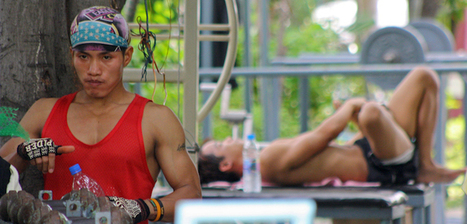 The Vespa Guide To The 6 Best Saunas In Bangkok | Gay Saunas from Around the World | Scoop.it