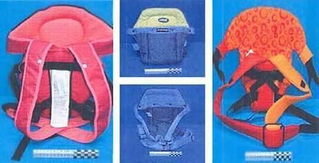 Prohíben tres mochilas portabebés de Jané, El Corte Inglés y Baby Nurse - 20minutos.es   #KineticSalud   Scoop.it