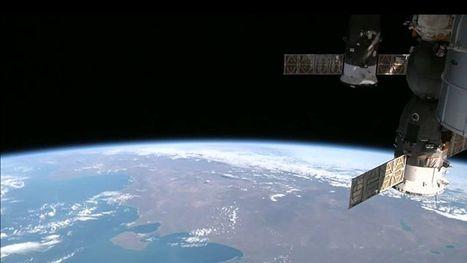 Du plancton trouvé sur la Station spatiale internationale | Présence du futur | Scoop.it