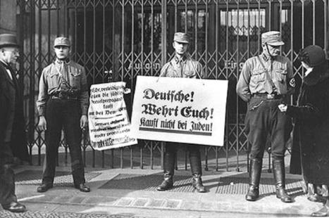 Brown Shirts Protect German Blood lines | Anti-Semitism | Scoop.it