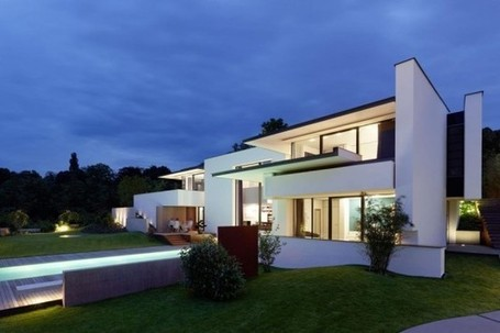 Vista house par Alexander Brenner Architekten | Architecture, Design & Inspiration | Scoop.it