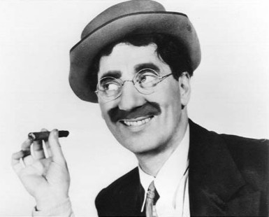 Las 100 mejores frases del genio del humor Groucho Marx » The Clinic Online | Alfonso IdeAL | Scoop.it