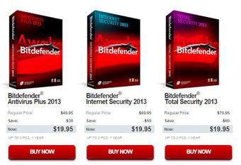 [Discount] Bitdefender 2013 50% OFF all product | Free license for you | Bitdefender 2013 | Scoop.it