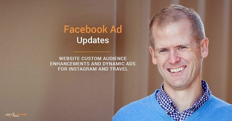 Facebook Updates: Dynamic Ads and Website Custom Audience Enhancements | Facebook for Business Marketing | Scoop.it