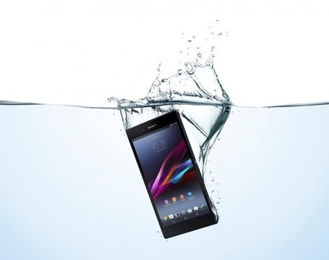 The world's largest, slimmest full HD smartphone - Sony Xperia Z Ultra | Buzz1 | buzz1 | Scoop.it