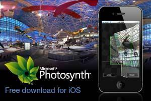 Photosynth - Capture your world in 3D. | 21st Century Tools for Teaching-People and Learners | Scoop.it