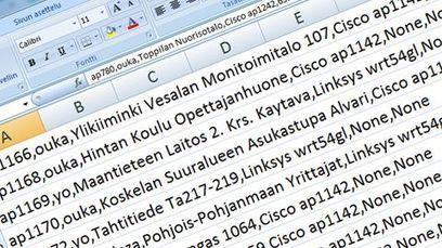 Innovaatioita metsästetään avoimella datalla | Oulu | Scoop.it