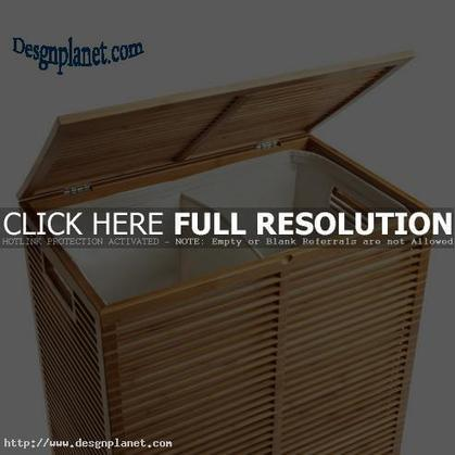 Salient Know Outs for the Laundry Hamper - Home Decorations | Travel and Tour | Scoop.it