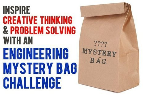 Create an Engineering Mystery Bag Challenge for Kids | Childhood101 | Serious Play | Scoop.it