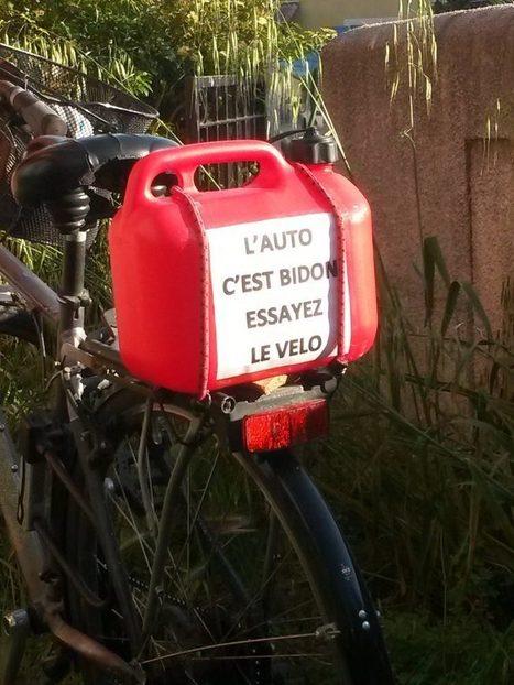 Le vélo, remède à la crise du carburant. Ou pas. | Idées responsables à suivre & tendances de société | Scoop.it
