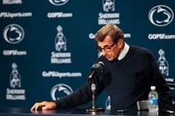 Sweeny: Jerry Sandusky Scandal – Tough To Be Proud To Be A PennStater   Scandal at Penn State   Scoop.it