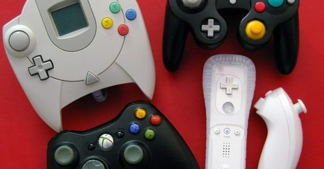 Now and Then: 10 Classic Video Games That Got a Major Upgrade | Screen Freak | Scoop.it