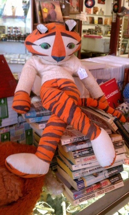 Whatjamacallits Wednesday: Tigers In Your Tank Edition | Antiques & Vintage Collectibles | Scoop.it
