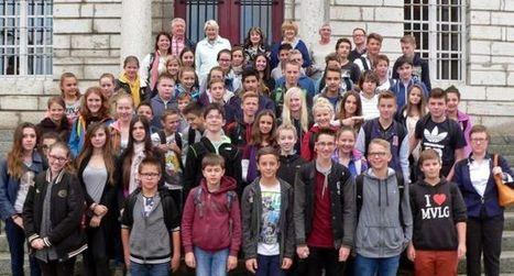 Un échange qui perdure avec les élèves allemands - 07/10/2015 - ladepeche.fr | Collège Pierre Darasse | Scoop.it