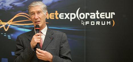 Les clés de Joël De Rosnay pour comprendre l'environnement numérique | Education et TIC aujourd'hui | Scoop.it