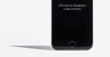 How the Feds Could Get Into iPhones Without Apple's Help | Internet and Cybercrime | Scoop.it