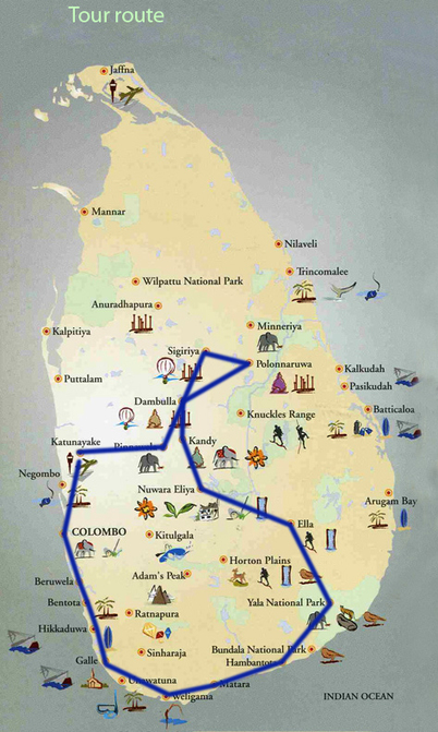 Need a Best Coach Tour in Sri Lanka | Dreamroundtour | Scoop.it