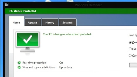 Microsoft Admits That Third-Party Antivirus Is More Effective Than MSE | NYL - News YOU Like | Scoop.it