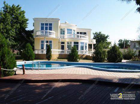 The Most Voguish Way of Accommodation, Luxury Villa House Odessa Ukraine | visit2odessa | Scoop.it