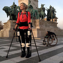 Walking Again with 3D Printed Exoskeleton | Managing Technology and Talent for Learning & Innovation | Scoop.it