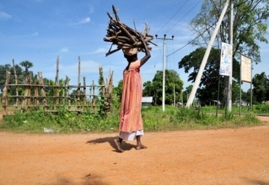 Women 'are the foot soldiers of climate change adaptation' | Ecosystem and community-based climate adaptation | Scoop.it