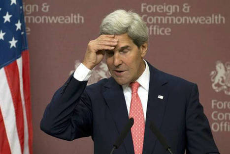 End of Syrian conflict must be political not military: Secretary of State John Kerry | Current Events | Scoop.it