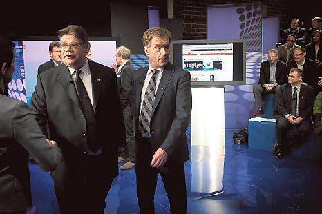Televised presidential debate dominated by euro crisis   Finland   Scoop.it