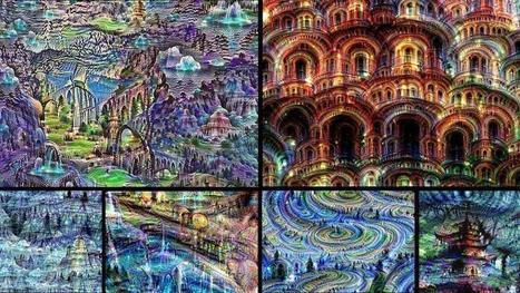 Google veut faire de l'art avec l'intelligence artificielle | UseNum - ArtsNumériques | Scoop.it