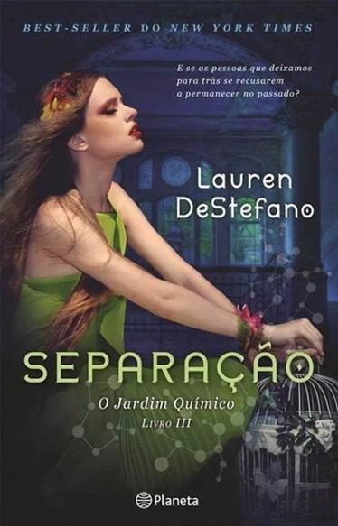"""Algodão Doce para o Cérebro: A Sair do Forno: """"Separação"""" de Lauren DeStefano   Ficção científica literária   Scoop.it"""