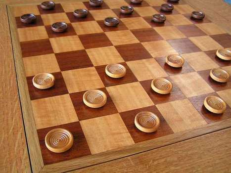 Different Collections Of Chess and Checkers | Chess Boards and Pieces | Scoop.it