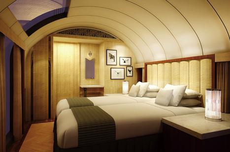 Ce train de nuit japonais est équipé de suites dignes d'un palace | JAPON youkoso | Scoop.it