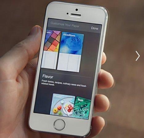 Facebook n'a Paper de Flipboard | La com, le web, tout ça | Scoop.it