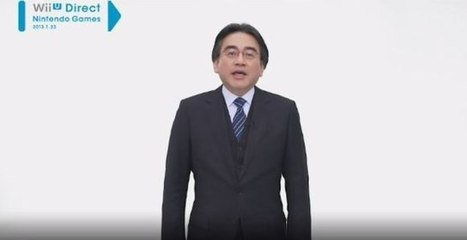 Nintendo apologizes for lack of Wii U software | Game Rumpus | Scoop.it