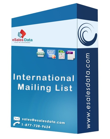 International Mailing List | International Email Lists | International List USA | International Mailing Lists | Scoop.it