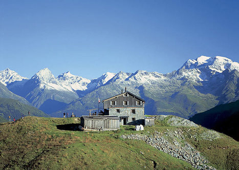 Switzerland: Graubünden's walking trail of epic scenery and enduring art | The Cultural & Economic Landscapes | Scoop.it